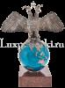 Двуглавый орел на шаре- 0