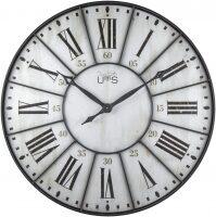 """Настенные часы  Tomas Stern """"White marble"""""""