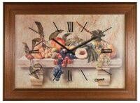 """Настенные часы  Lowell """"Nature Morte"""""""