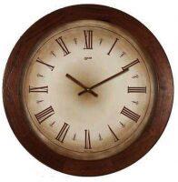 """Настенные часы  Lowell """"Ancient wood"""""""