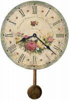 """Настенные часы  Howard Miller """"Savannah Botanical Society™ VI""""  620-401"""