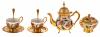 """Сервиз чайный """"Цветы"""" на 2 персоны- 3"""