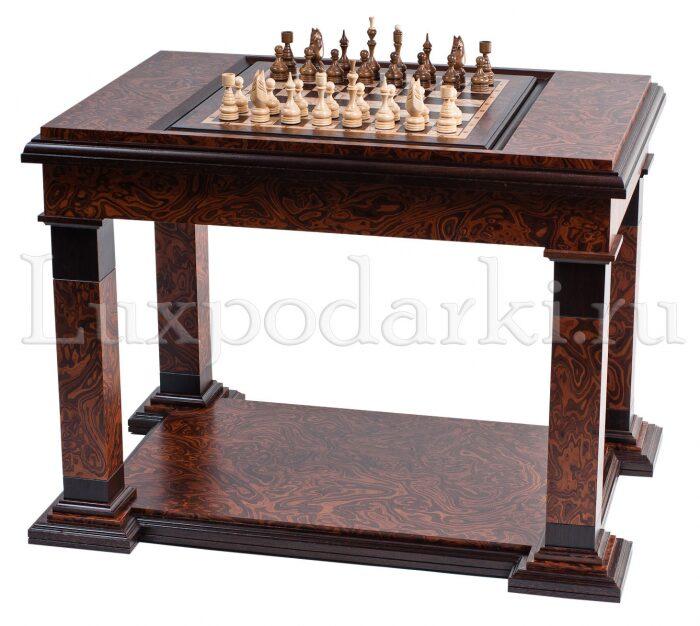 Стол для игры в шахматы и нарды- 0