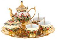 """Сервиз чайный """"Восточный"""" на 3 персоны"""