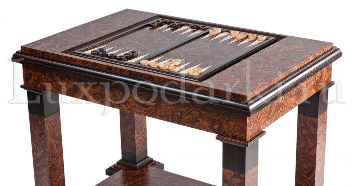Стол для игры в шахматы и нарды- 1