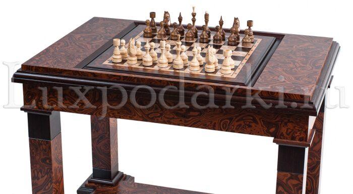 Стол для игры в шахматы и нарды- 2