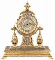 "Каминные часы ""Трио"""