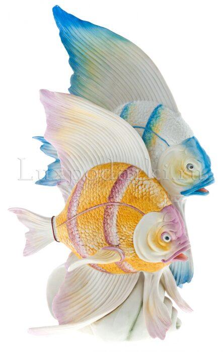 "Статуэтка  Porcellane Principe ""Две рыбы""- 0"