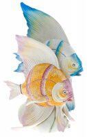 "Статуэтка  Porcellane Principe ""Две рыбы"""