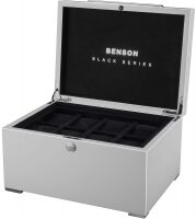 Шкатулка для 16 часов Black Series Watch case White Benson
