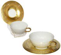 """Чайный набор  Manufacture de Monaco """"Свадьба""""  на 2 персоны"""