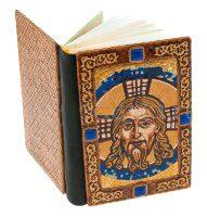 """Библия """"Лик"""" в кожаном чехле"""