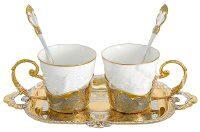 """Кофейный набор """"Черный кофе"""" на две персоны"""
