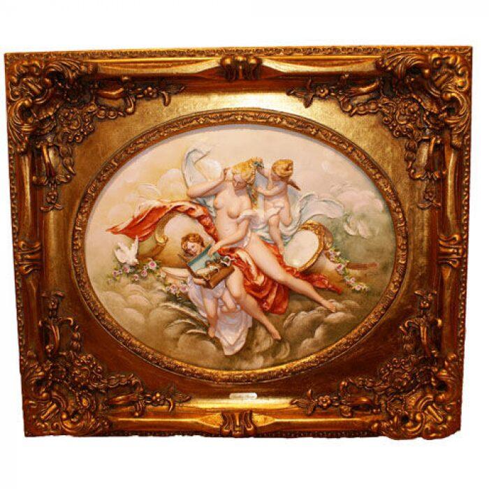 """Барельеф  Porcellane Principe """"Венера"""" - 0"""