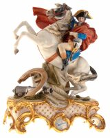 "Статуэтка  Porcellane Principe ""Наполеон на коне"""