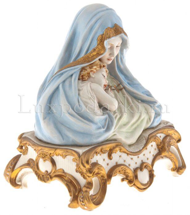 "Бюст  Porcellane Principe ""Мадонна с ребенком"" - 1"