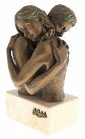 "Скульптура  Anglada ""Идиллия"""