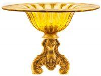 Хрустальная ваза ручной работы Gasparri Design