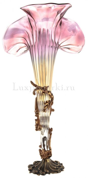 """Ваза  Venturi Arte """"Благоухание розы"""" - 1"""