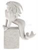 """Статуэтка - знак зодиака  Royal Copenhagen """"Козерог"""" , белый- 0"""