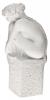 """Статуэтка - знак зодиака  Royal Copenhagen """"Дева"""" , белый- 1"""