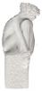 """Статуэтка - знак зодиака  Royal Copenhagen """"Дева"""" , белый- 3"""