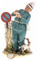"""Статуэтка  Porcellane Principe """"Полицейский"""""""