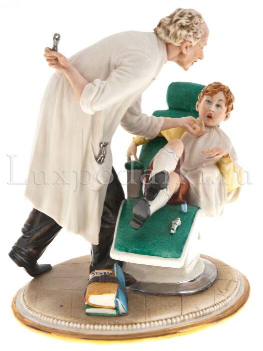 "Статуэтка  Porcellane Principe ""Стоматолог"" - 1"