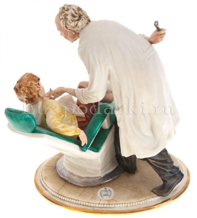 "Статуэтка  Porcellane Principe ""Стоматолог"" - 2"