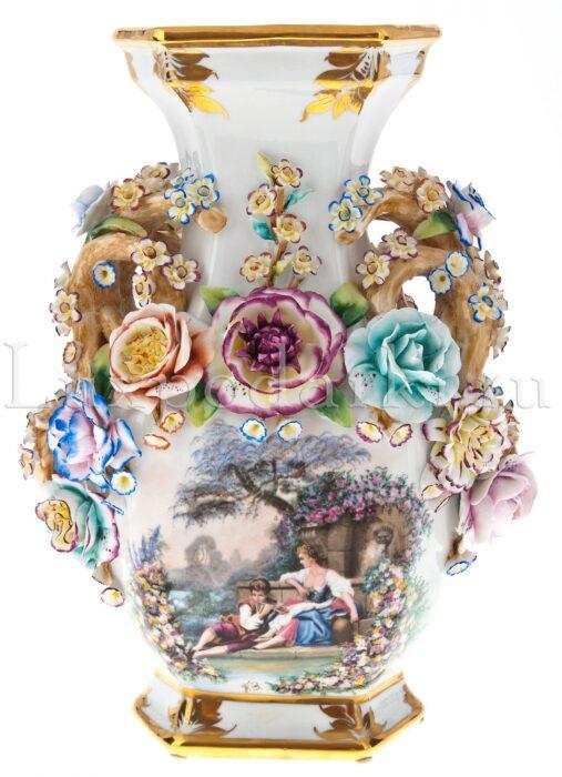 Ваза с розами Tiche- 0