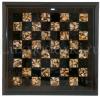 Шахматный ларец из янтаря (морёный дуб)- 4