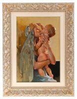 """Картина  Art Atelier """"Мать с ребенком""""  Strino"""