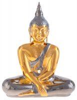 "Статуэтка  Ahura ""Buddha Dalai"" , цвет: золотой с платиной"