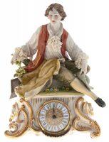 """Часы  Porcellane Principe """"Кавалер"""""""