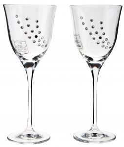 "Набор бокалов для вина  Chinelli ""Sabina"""