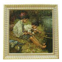 """Картина  Art Atelier """"Маленькие рыбаки""""  (De Velasca)"""