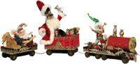 """Статуэтка  Mark Roberts """"Рождественский поезд"""""""