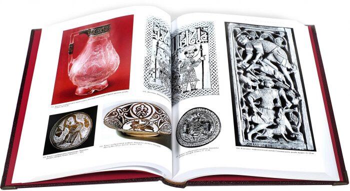 """Подарочная книга """"Классическое искусство стран ислама""""- 1"""