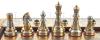 """Шахматы """"Стаунтон"""" с малахитом (Златоуст)- 2"""