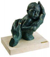 "Скульптура  Anglada ""Моя первая ласка"""