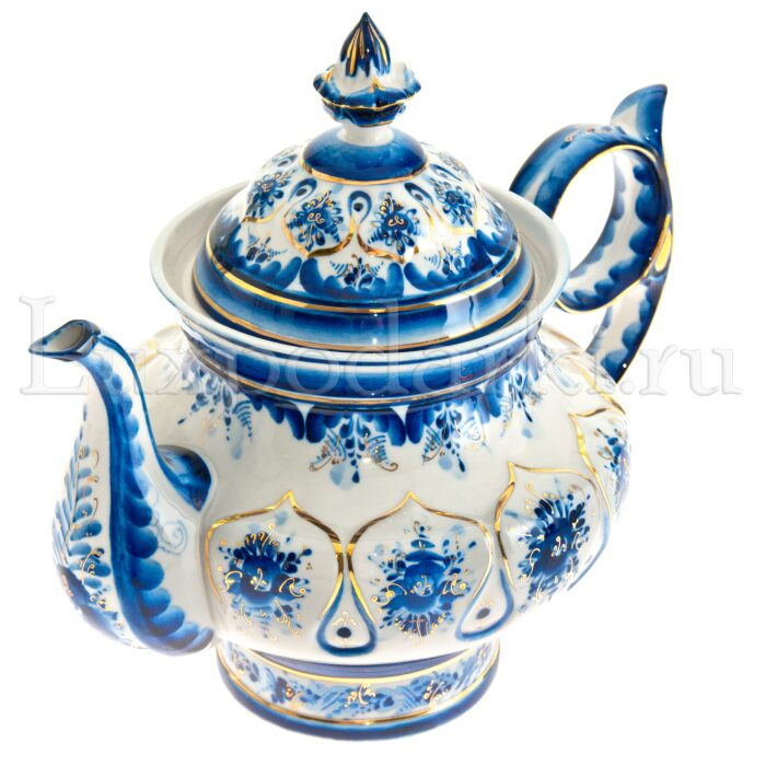 """Чайный сервиз """"Подсолнух"""" на 6 персон- 2"""