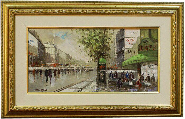 """Картина  Art Atelier """"Городской пейзаж""""  Marangoni- 0"""