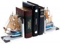 """Подставка для книг """"Корабль"""""""