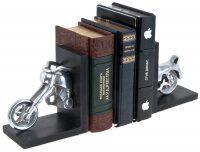 """Подставка для книг """"Мотоцикл"""""""