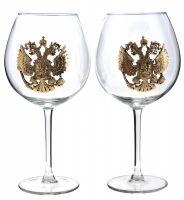 """Подарочный набор для вина """"Держава"""" на 2 персоны (XXL)"""