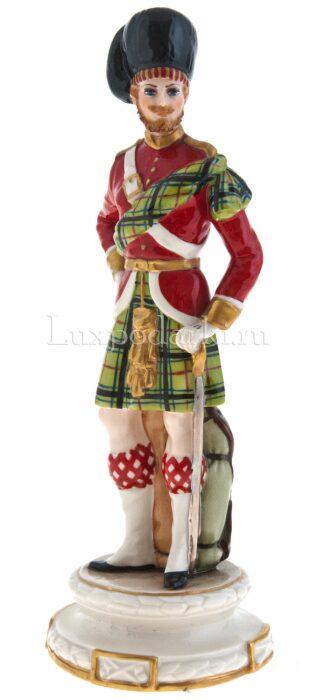 """Статуэтка  Elite & Fabris """"Шотландский солдат"""" - 0"""