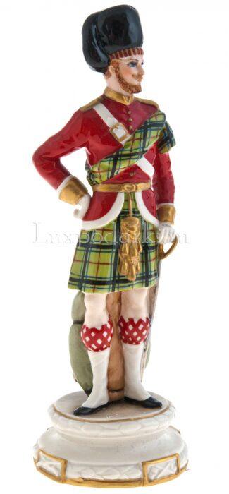 """Статуэтка  Elite & Fabris """"Шотландский солдат"""" - 1"""