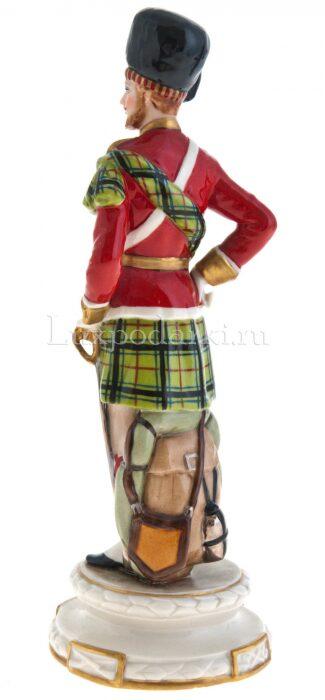 """Статуэтка  Elite & Fabris """"Шотландский солдат"""" - 2"""