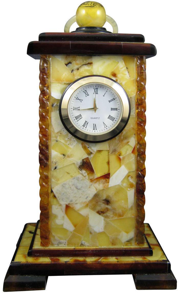 Часы с янтарем по лучшим ценам в москве: богатый ассортимент, уникальные изделия в магазине русских сувениров лавка подарков!