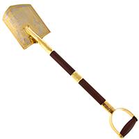 лопата подарочная